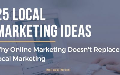 Why Online Marketing Doesn't Replace Local Marketing