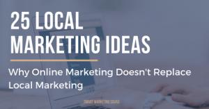 25 Local Marketing Ideas