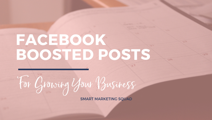 Facebook Boosted Posts for Local Businesses
