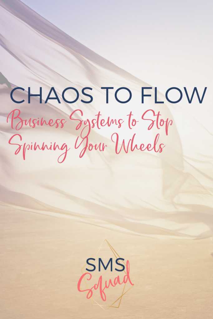 Business systems for small businesses