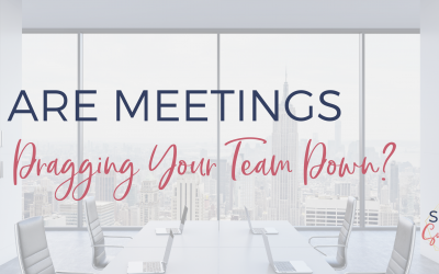 Are Meetings Dragging Your Team Down?
