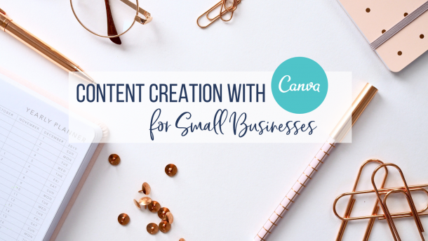 Content Creation with Canva