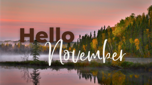 November Monthly Marketing Ideas: What to Post