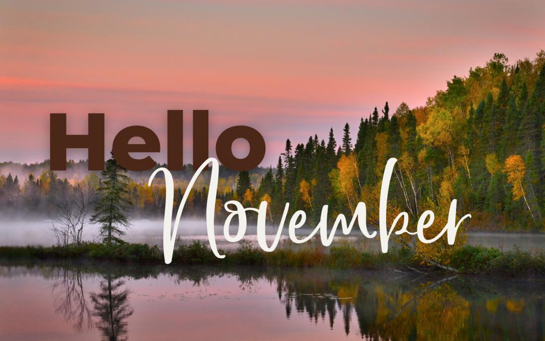 Monthly Marketing Ideas: November 2020 Holidays